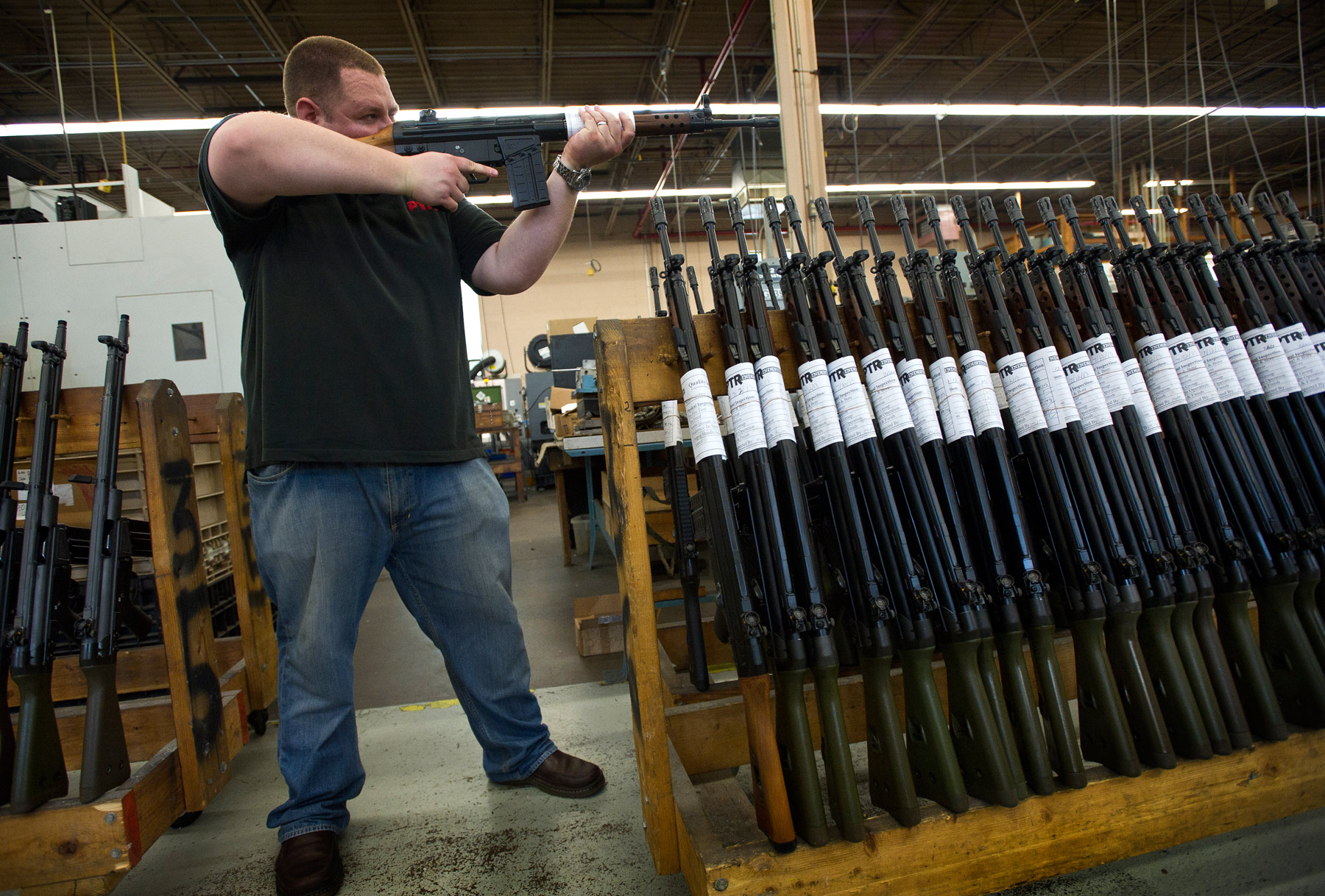 JoshuaBright_NewYorkTimes_Guns_semiautomatic_rife_factory